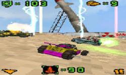Guns Wheels And Madheads 3 7D screenshot 2/6