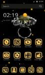 Gold Theme black gold diamond screenshot 1/4