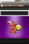 Yahoo Wallpapers screenshot 1/2