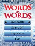 WordsInWords screenshot 3/3