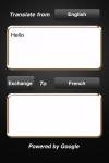 PocketTranslator screenshot 1/1
