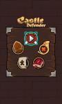 Castle Defender FREE screenshot 3/6