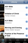 CCEL Devotional Bible screenshot 1/1