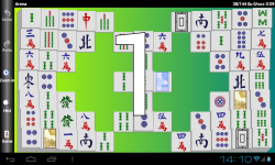 Mahjongg Titans screenshot 1/5