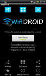 WifiDroid2012 screenshot 2/6