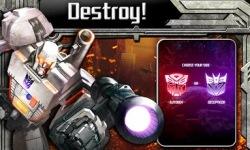 Transformers Legends screenshot 2/4