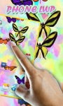 Butterflies on your Phone LWP free screenshot 1/2