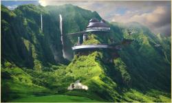 Landscape Sci-fi Wallpapers screenshot 4/6