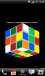 Rubik Cube 3D  screenshot 1/5