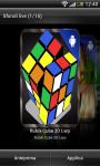 Rubik Cube 3D  screenshot 4/5