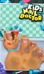 Kids Nail Doctor - Kids Games screenshot 4/5