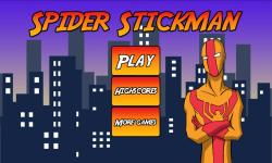 Spider Stickman screenshot 3/3