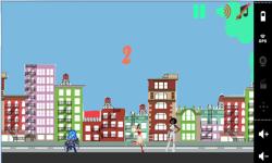 Running Wonder Woman screenshot 1/3