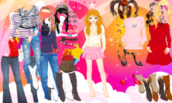 Fashion Dress Up Now screenshot 3/4