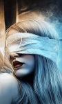 Blind Beauty Live Wallpaper screenshot 1/3