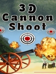3D Cannon Shoot screenshot 1/3