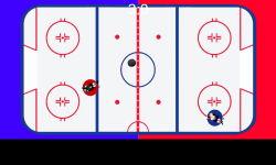 2 Players Ice Hockey screenshot 1/4