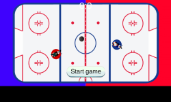 2 Players Ice Hockey screenshot 4/4
