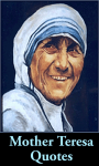 Mother Teresa Quotes 240x320 Touch screenshot 1/1