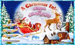 Free HOG - Adventure of Little Merry and Santa screenshot 1/4