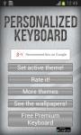 Personalized Keyboard screenshot 3/6