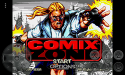 Comix Zone screenshot 1/5