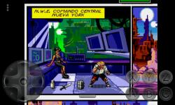 Comix Zone screenshot 2/5