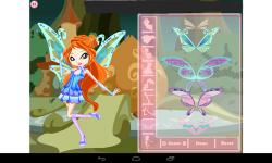 Dress up - Bloom Winx screenshot 2/4