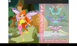 Dress up - Bloom Winx screenshot 3/4