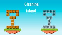Cleaning Island screenshot 1/4