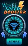 WiFi Speed Booster Free screenshot 1/1