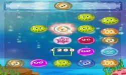 Dancing bubbles Game screenshot 3/6