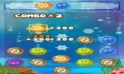 Dancing bubbles Game screenshot 4/6