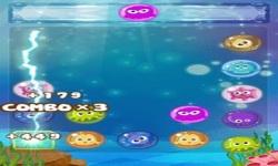 Dancing bubbles Game screenshot 6/6
