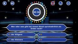 Wer Wird Millionr extra screenshot 3/6