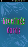 Greetings Cards screenshot 1/6