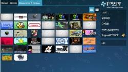PPSSPP Gold - PSP emulator final screenshot 1/6