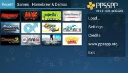 PPSSPP Gold - PSP emulator final screenshot 4/6