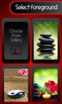 Zipper Lock Screen – Zen screenshot 3/6