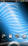 3D Waves LWP screenshot 2/2