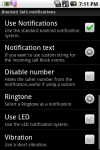 SMS Blocker Lite Free screenshot 4/6