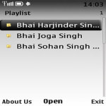 Shabad Gurbani Vol 3 Lite screenshot 2/2