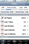 LogTen Pro Pilot Logbook screenshot 1/1