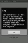 Kings Drinking Game screenshot 2/2