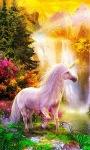 Lucky Unicorn Live Wallpaper screenshot 1/3