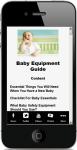 Baby Center Equipment screenshot 4/4