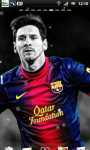 Lionel Messi Live Wallpaper 4 screenshot 2/3