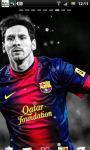 Lionel Messi Live Wallpaper 4 screenshot 3/3