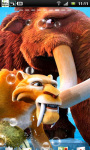 Ice Age Live Wallpaper 1 screenshot 1/3
