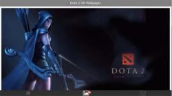 DotA Heroes 2 HD Wallpaper screenshot 2/6